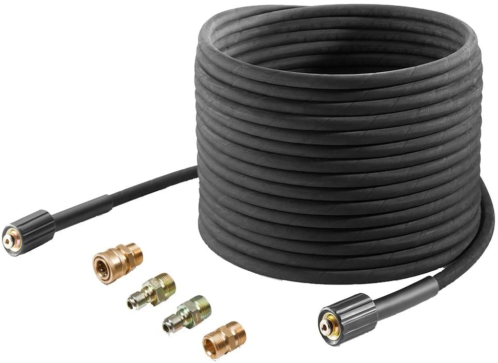 High Pressure Hose For Car Washer Machine,50-Feet