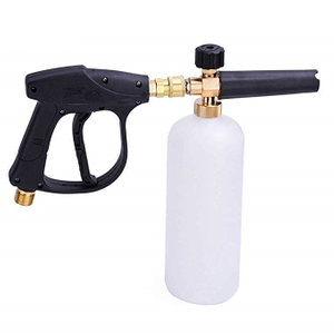 High pressure 3000PSI Car washer spray Water gun with quick connect adapter Snow Foam Lance